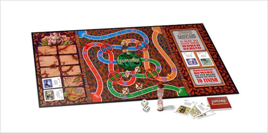 Jumanji Board Game from GoGroopie