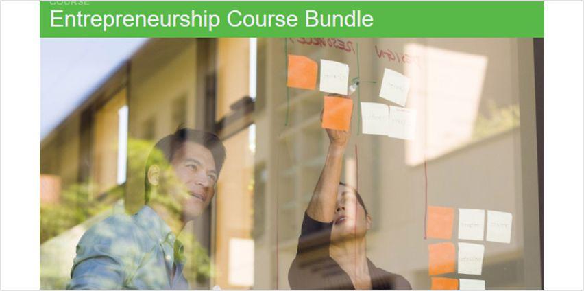 Entrepreneurship Online Course Bundle from GoGroopie