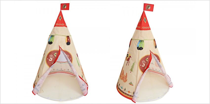 Kids Teepee Tent from GoGroopie