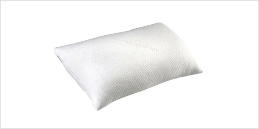 Dreamtime Memory Foam Pillow - 1 or 2 from GoGroopie