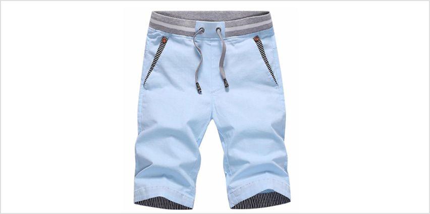Wilson Men's Smart Summer Shorts - 4 Colours from GoGroopie
