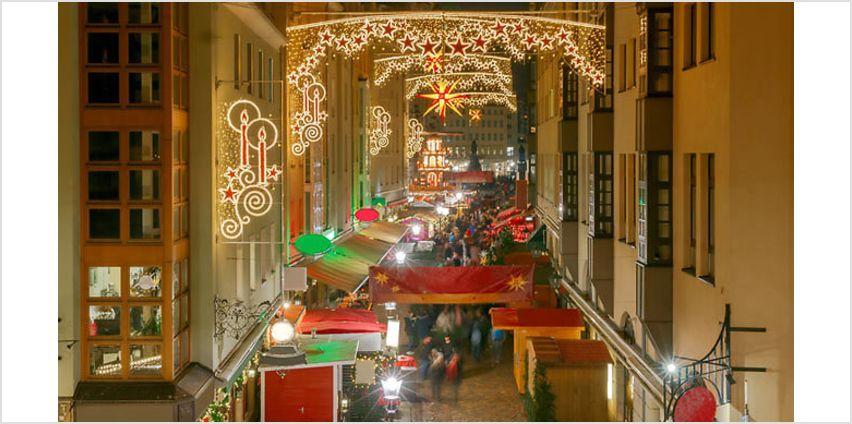 2-3 Night Christmas Market Break With Hotel, Breakfast & Flights from GoGroopie