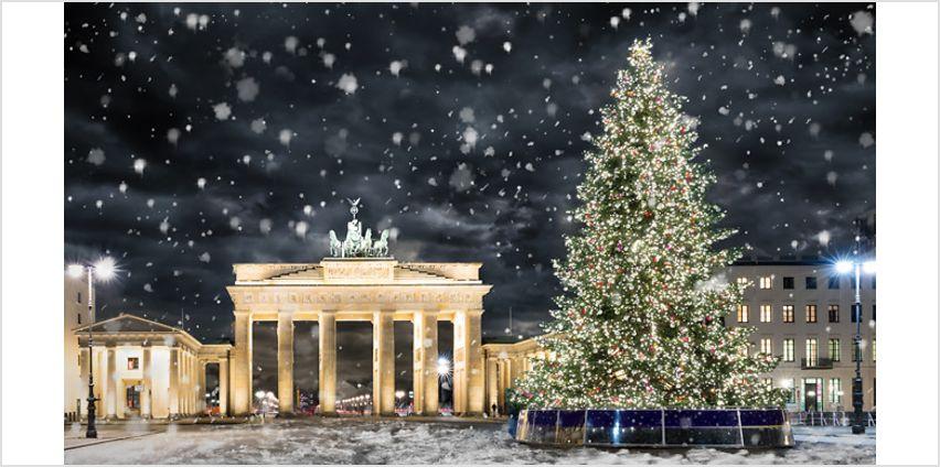 2-3 Night Christmas Market Break With Hotel & Flights from GoGroopie