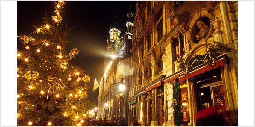 3-Night Christmas Market Break With Hotel, Breakfast & Flights from GoGroopie