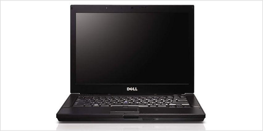 Dell Latitude E6410 Laptop 160GB + 4GB RAM from GoGroopie