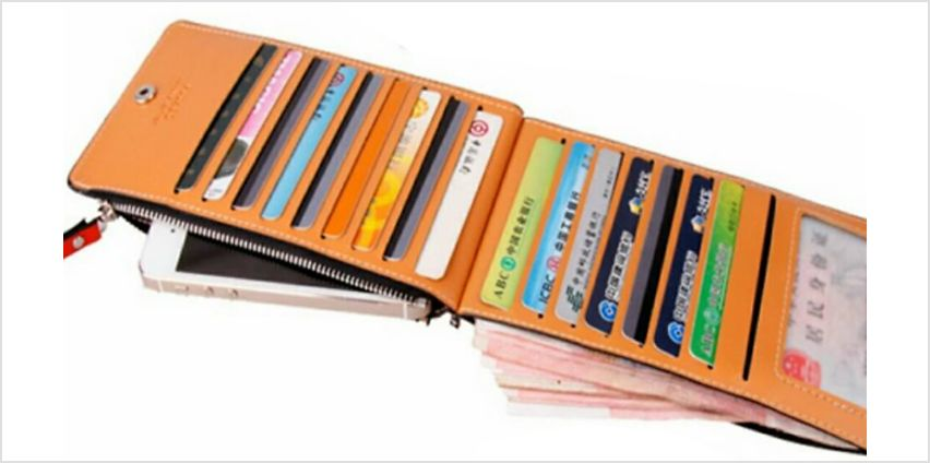 Super-Slim Magic Wallet - 3 Colours from GoGroopie