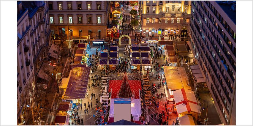 2-4 Night Christmas Market Break With Hotel & Flights from GoGroopie