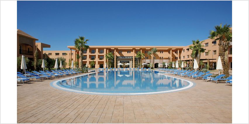 3-7 Night 4* All-Inclusive Hotel Stay with Flights - Kids Stay Free! from GoGroopie