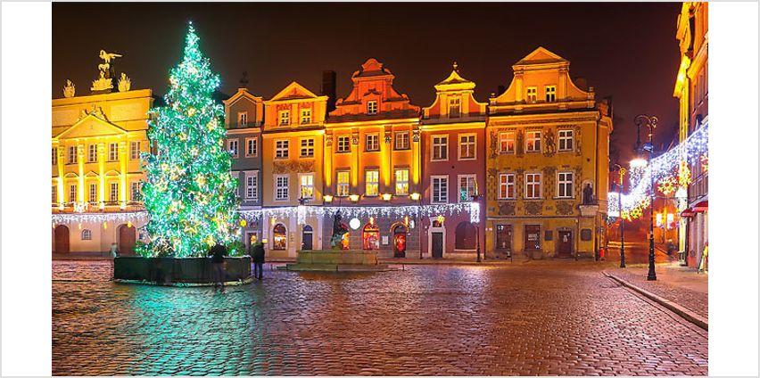 3-4 Night Christmas Market Break with 4* Hotel & Flights from GoGroopie
