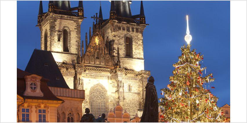 3-4 Night Christmas Market Break With Hotel, Breakfast & Flights from GoGroopie