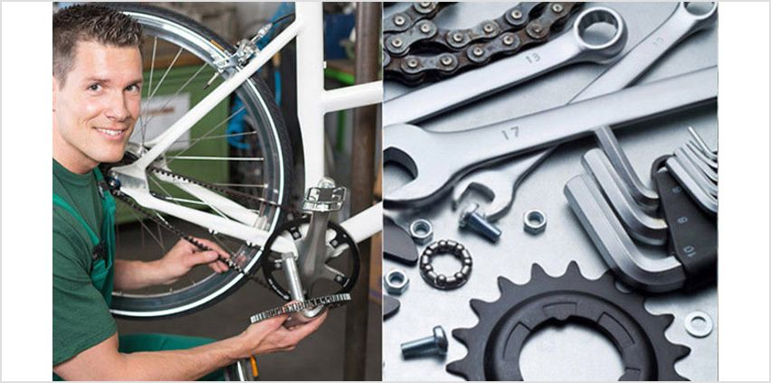 Bicycle Maintenance Online Course from GoGroopie