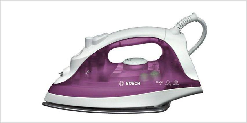 2200W Bosch Steam Iron from GoGroopie