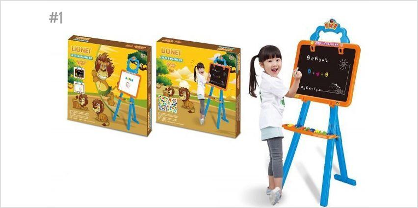 Children's Standing Chalkboard - 5 Designs from GoGroopie