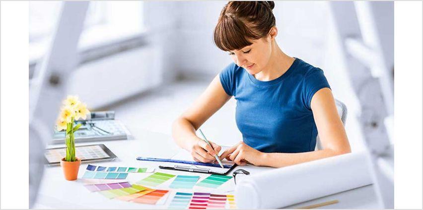 Interior Design Online Course Bundle from GoGroopie