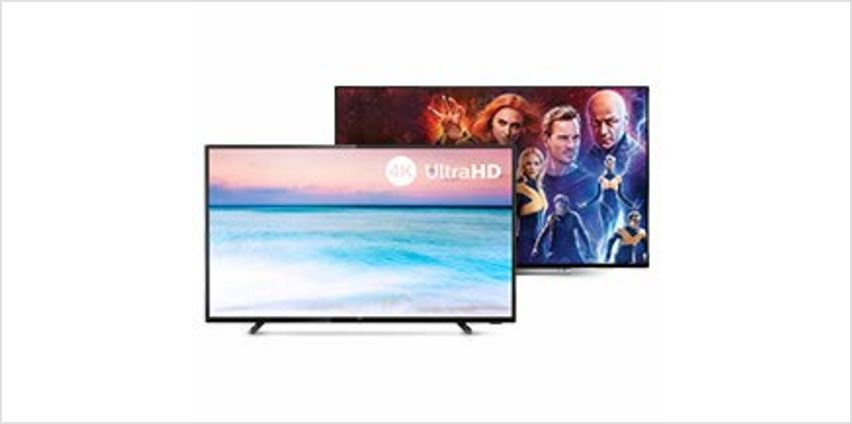 Up to 40% off TVs including Philips, Toshiba and others from Amazon