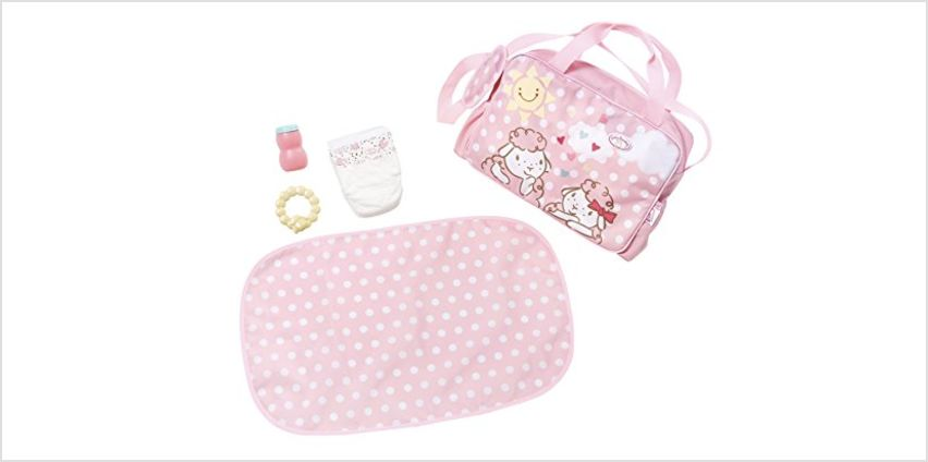 Baby Annabell 700730 Toy, Pink from Amazon