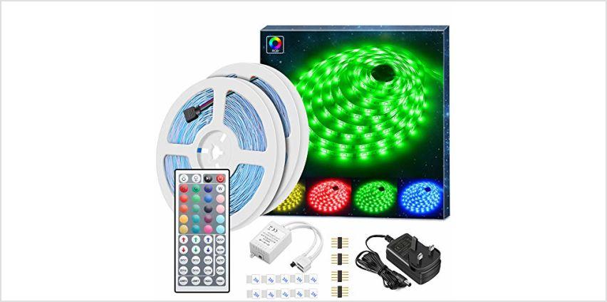 Minger LED Strip Lights Kit from Amazon
