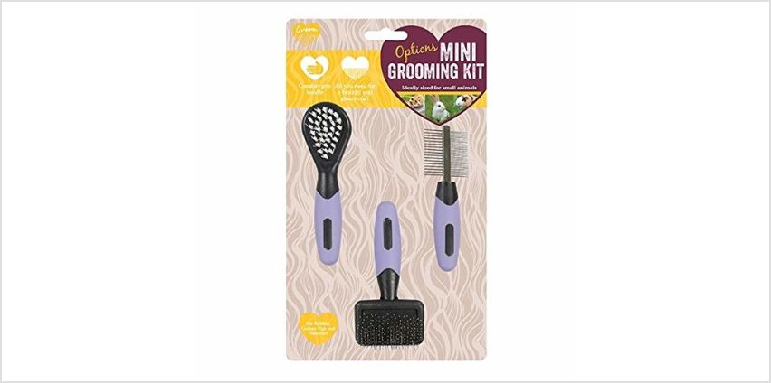 Rosewood Options Mini Grooming Set from Amazon