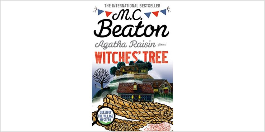Today's Big Deal: 6 M.C. Beaton Kindle Books on sale from Amazon