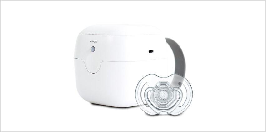 Nuby Portable UV Dummy Steriliser from Argos