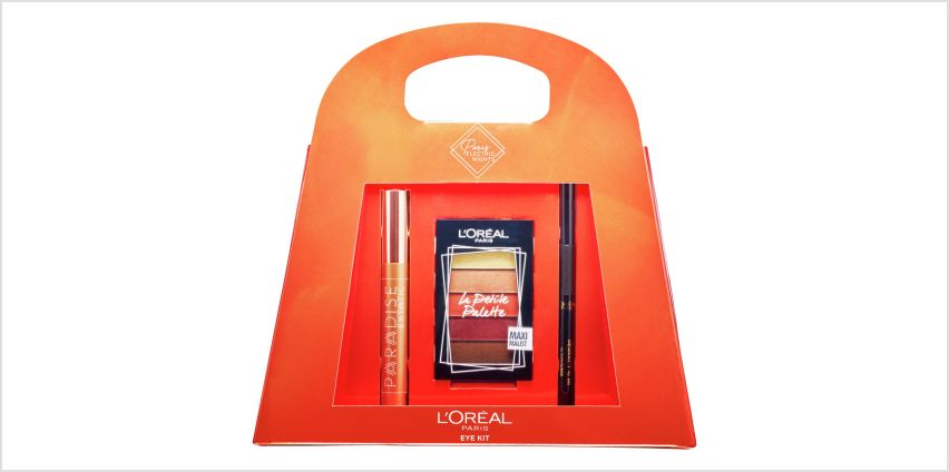 L'Oreal Paris Cosmetics Electric Nights Kit from Argos