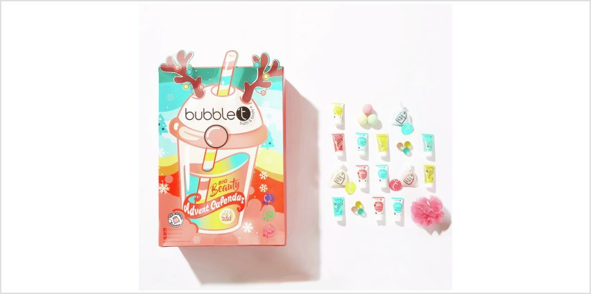 Bubble T Big Beauty Bath and Shower Advent Calendar from Argos