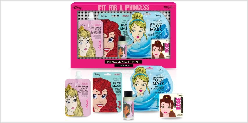 Disney Princess Night In Pampering Set from Argos