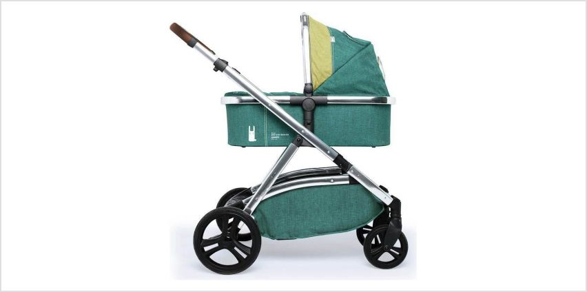 Cosatto Wow XL Pushchair & Carrycot - Hop To It from Argos