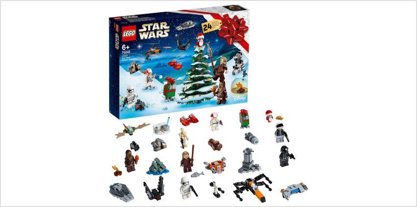 LEGO Star Wars Advent Calendar - 75245 from Argos
