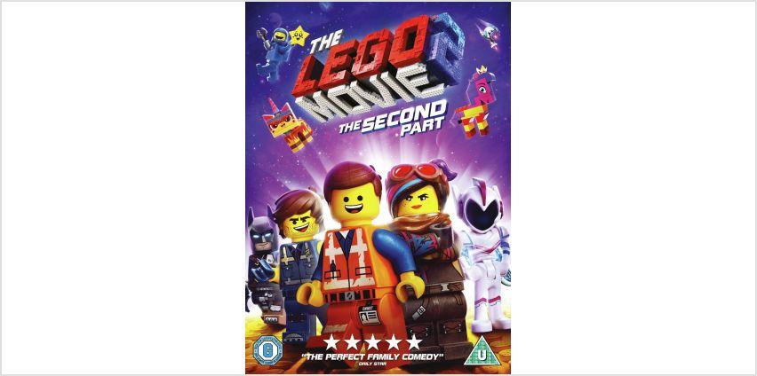 The LEGO Movie 2 DVD from Argos
