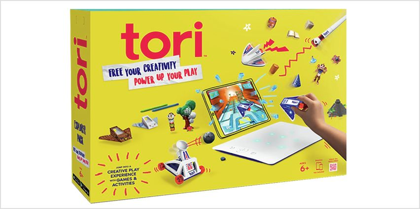 tori Explorer Pack for iOS / Android from Argos