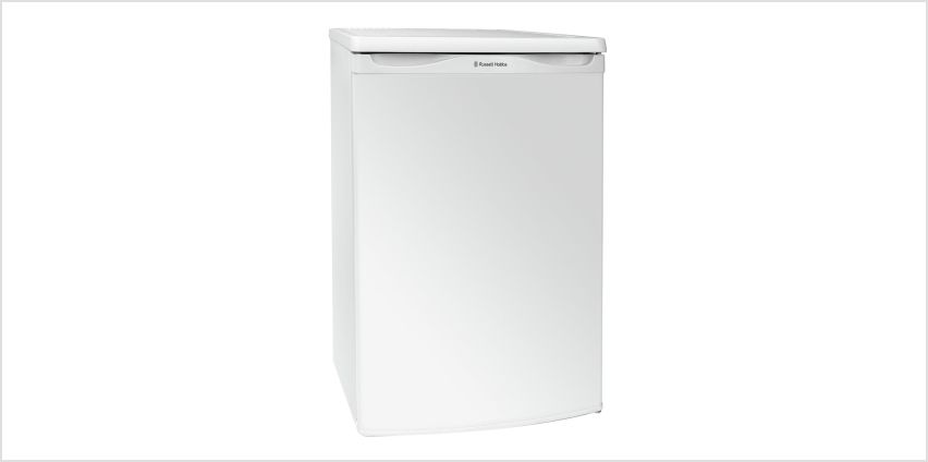 Russell Hobbs RHUCFZ55 Under Counter Freezer - White from Argos