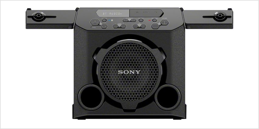 Sony GTK-PG10 High Power Portable Audio System from Argos