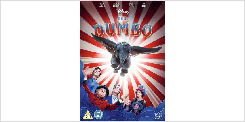 Dumbo DVD from Argos