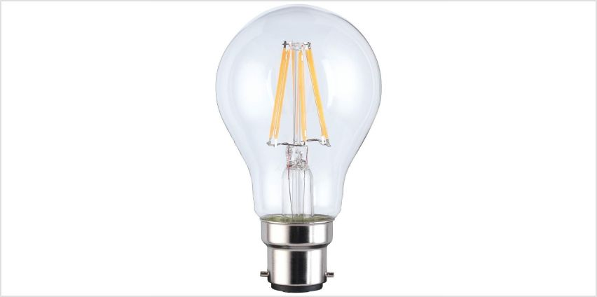 TCP Smart Wi-Fi Filament B22 LED Bulb from Argos