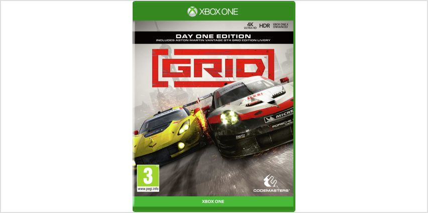 Grid Xbox One Game from Argos