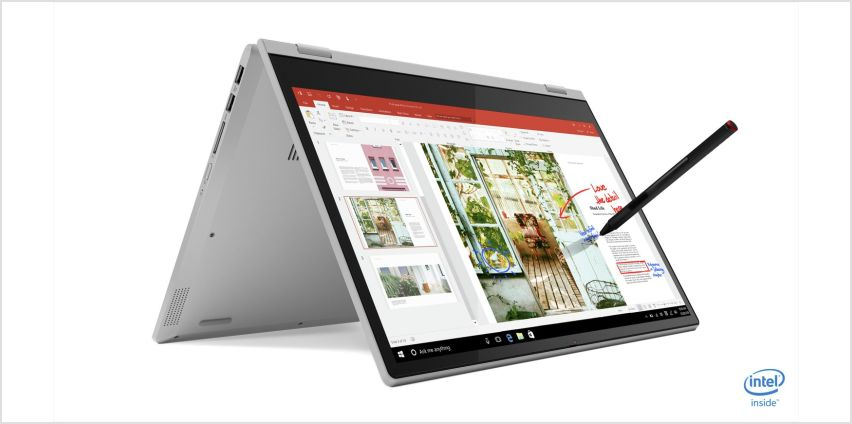 Lenovo IdeaPad C340 15.6in i3 8GB 128GB FHD 2-in-1 Laptop from Argos