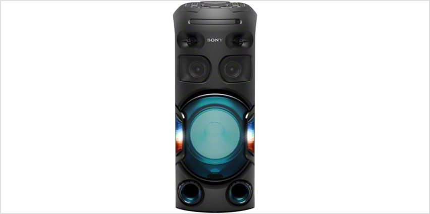 Sony MHC-V42D High Power Music System with Lighting Effects from Argos
