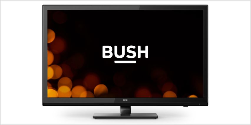 Bush 24 Inch HD Ready LCD TV from Argos