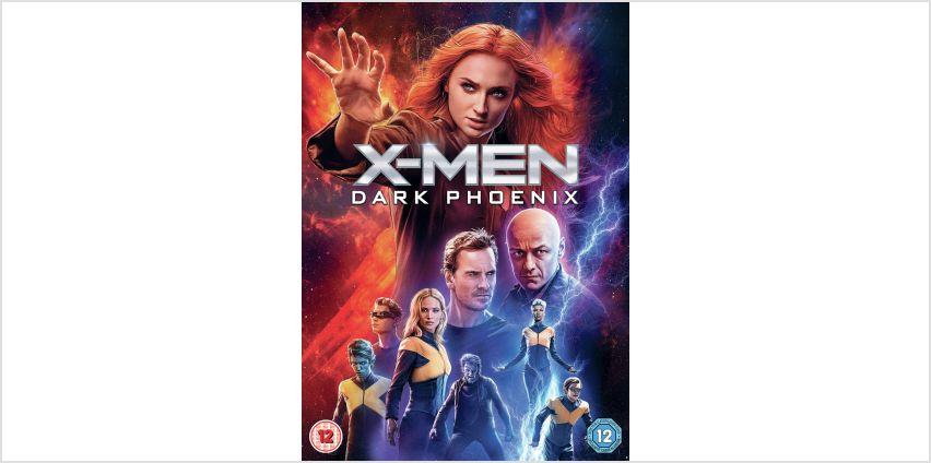 X-Men: Dark Phoenix DVD from Argos