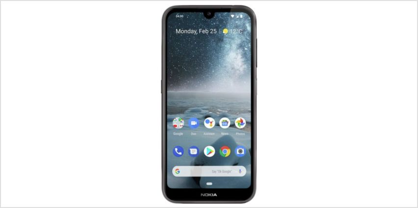 SIM Free Nokia 4.2 32GB Mobile Phone - Black from Argos