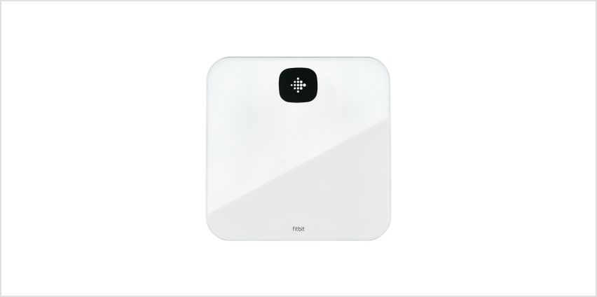 Fitbit Aria Air Smart Bathroom Scale - White from Argos