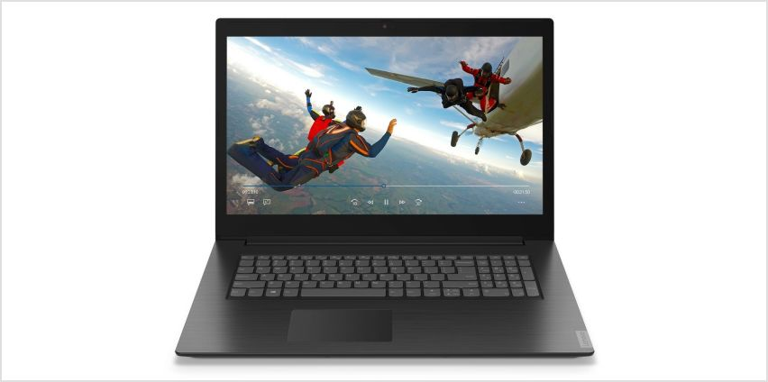 Lenovo IdeaPad L340 17 Inch i3 4GB 1TB Laptop - Black from Argos