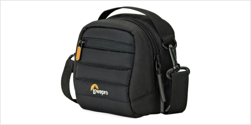 Lowepro Tahoe CS-80 Camera Case – Black from Argos