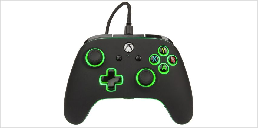 PowerA Spectra Enhanced Wired Xbox One Controller from Argos