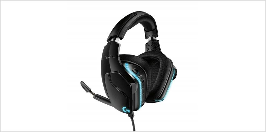 Logitech G635 PC Gaming Headset from Argos