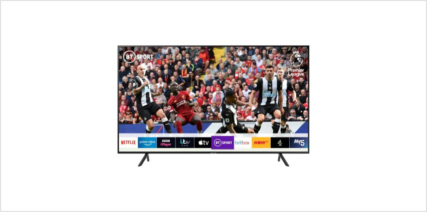 Samsung 75 Inch UE75RU7020 4K HDR LED TV from Argos