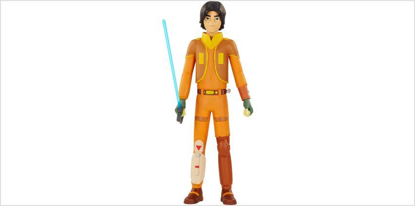 Star Wars Rebels - 18 inch Ezra. from Argos