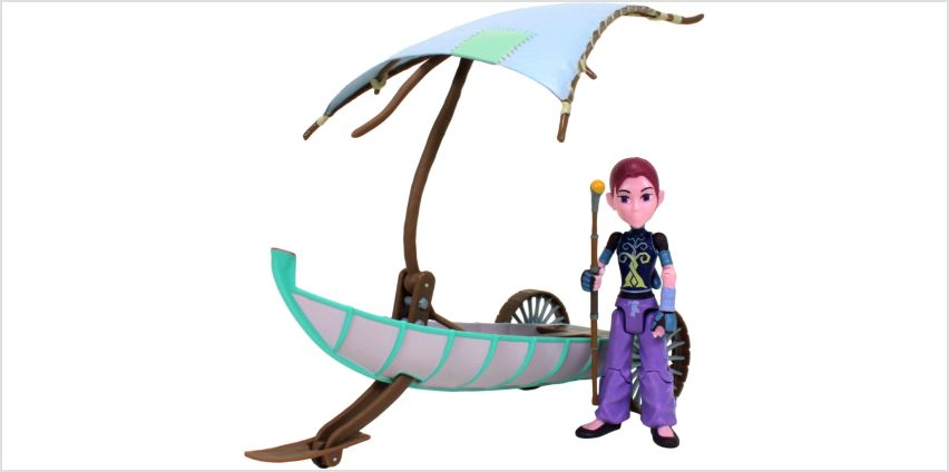 Matt Hatter Sand Surfer with Roxie. from Argos