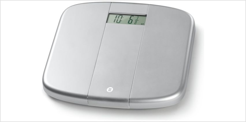 Weight Watchers Electronic Scale - Silver from Argos